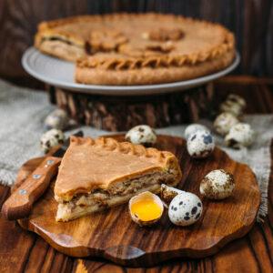 Пироги из ржаного теста